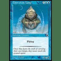 Djinn of the Lamp Thumb Nail