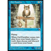 Owl Familiar Thumb Nail
