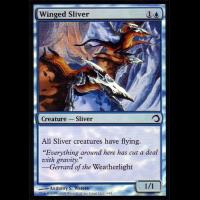 Winged Sliver Thumb Nail