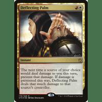 Deflecting Palm Thumb Nail