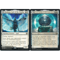 Reidane, God of the Worthy // Valkmira, Protector's Shield Thumb Nail