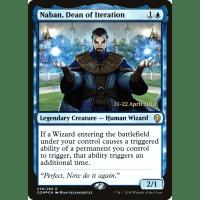 Naban, Dean of Iteration Thumb Nail