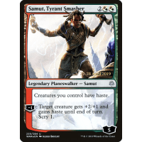 Samut, Tyrant Smasher Thumb Nail