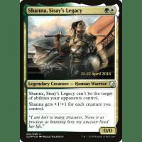 Shanna, Sisay's Legacy Thumb Nail