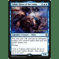 Zahid, Djinn of the Lamp Thumb Nail