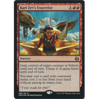 Kari Zev's Expertise Thumb Nail