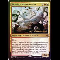 Munda, Ambush Leader Thumb Nail
