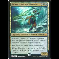 Tishana, Voice of Thunder Thumb Nail