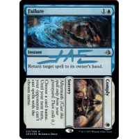 Failure // Comply FOIL Promo Signed by Jason Engle Thumb Nail