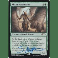 Abzan Beastmaster Promo Signed by Scott Murphy Thumb Nail