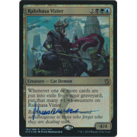 Rakshasa Vizier PROMO Signed by Peter Mohrbacher Thumb Nail