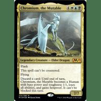 Chromium, the Mutable Thumb Nail
