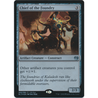 Chief of the Foundry Thumb Nail