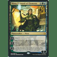 Nissa, Steward of Elements Thumb Nail