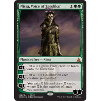 Nissa, Voice of Zendikar Thumb Nail