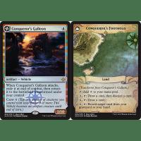 Conqueror's Galleon // Conqueror's Foothold Thumb Nail