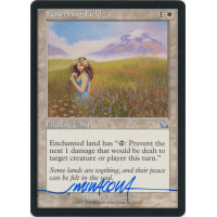 Flowering Field Signed by Jeff Miracola (Prophecy) Thumb Nail