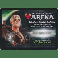 MTG Arena Code Card - Domri Planeswalker Deck Thumb Nail