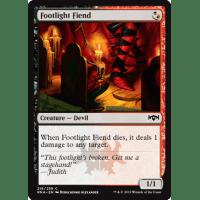 Footlight Fiend Thumb Nail