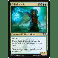 Frilled Mystic Thumb Nail
