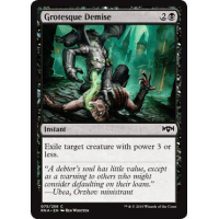 Grotesque Demise Thumb Nail