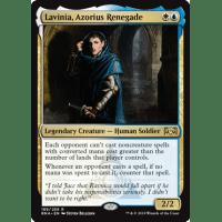 Lavinia, Azorius Renegade Thumb Nail
