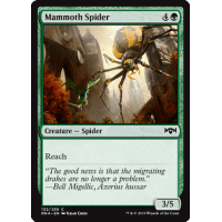 Mammoth Spider Thumb Nail