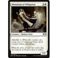 Ministrant of Obligation Thumb Nail