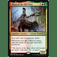 Nikya of the Old Ways Thumb Nail