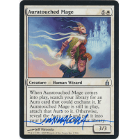 Auratouched Mage Signed by Jeff Miracola (Ravnica City of Guilds) Thumb Nail