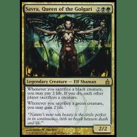 Savra, Queen of the Golgari Thumb Nail