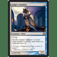 Judge's Familiar Thumb Nail