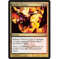 Rakdos's Return Thumb Nail