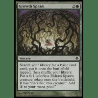 Growth Spasm Thumb Nail
