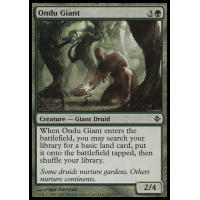 Ondu Giant Thumb Nail