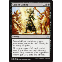 Golden Demise Thumb Nail