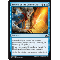 Secrets of the Golden City Thumb Nail