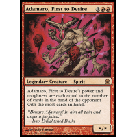 Adamaro, First to Desire Thumb Nail