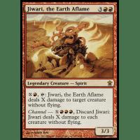 Jiwari, the Earth Aflame Thumb Nail
