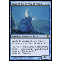 Kami of the Crescent Moon Thumb Nail