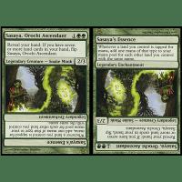 Sasaya, Orochi Ascendant / Sasaya's Essence Thumb Nail