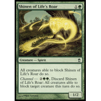 Shinen of Life's Roar Thumb Nail