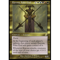Karona, False God Thumb Nail