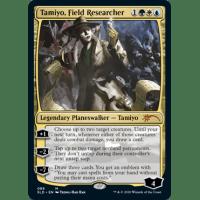 Tamiyo, Field Researcher Thumb Nail
