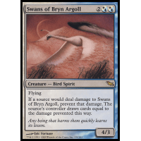 Swans of Bryn Argoll Thumb Nail