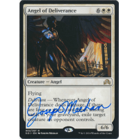 Angel of Deliverance Signed by Joseph Meehan Thumb Nail