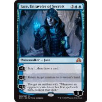 Jace, Unraveler of Secrets Thumb Nail