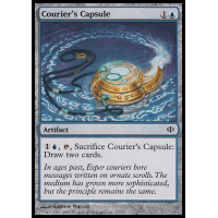 Courier's Capsule Thumb Nail