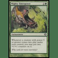 Mighty Emergence Thumb Nail