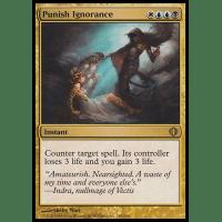 Punish Ignorance Thumb Nail